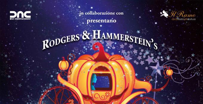"""""""Cinderella"""" Il musical originale di Broadway arriva per la prima volta in Italia"""